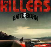 The Killers: Battle Born (180g) (Limited Edition) (Red Vinyl), 2 LPs