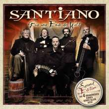 Santiano: Bis ans Ende der Welt + 4 neue Songs (Second Edition), CD