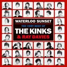 Kinks & Ray Davies: Waterloo Sunset: The Very Best Of The Kinks & Ray Davies, 2 CDs