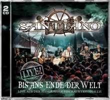 Santiano: Bis ans Ende der Welt: Live!, 2 CDs