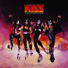 Kiss: Destroyer: Resurrected (Newly Remixed), CD