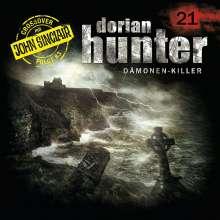 Dorian Hunter 21: Herbstwind, CD