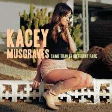 Kacey Musgraves: Same Trailer Different Park, CD