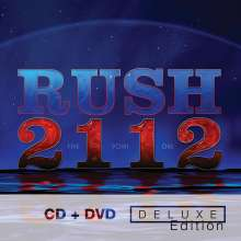 Rush: 2112 (Deluxe Edition) (CD + DVD), CD