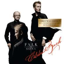 Falk & Sons - Celebrate Bach (Christmas Edition), CD