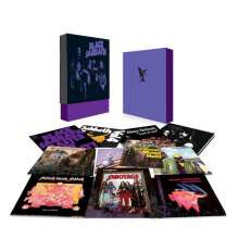 "Black Sabbath: The Vinyl Collection 1970-1978 (remastered) (180g) (Limited Edition) (9LP + 7"" Single), 9 LPs"
