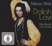 Daliah Lavi: Meine Welt: Das Beste 1970 - 2008 (CD + DVD), CD