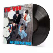 The Who: My Generation, LP