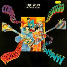 The Who: A Quick One, LP