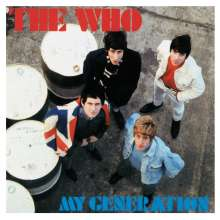 The Who: My Generation (Mono), CD