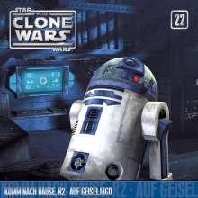 22: Komm Nach Hause, R2 / Auf Geiseljagd, CD