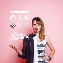 Die Orsons: Das Chaos und die Ordnung, CD