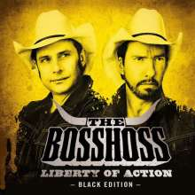 BossHoss: Liberty Of Action (Black Edition) (CD + DVD), CD