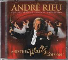 André Rieu: And The Waltz Goes On, CD