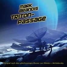 Mark Brandis: Mark Brandis 23: Triton-Passage, CD