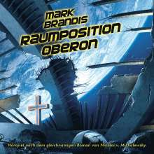Mark Brandis: Mark Brandis 25: Raumposition Oberon, CD