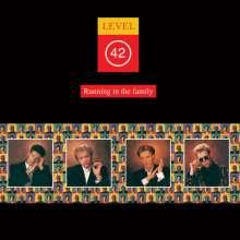 Level 42: Running In The Family, CD