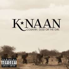 K'naan: Country, God Or The Girl (Explicit), CD