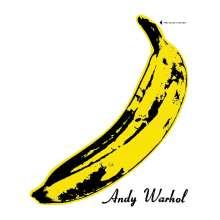 The Velvet Underground & Nico: The Velvet Underground & Nico (45th Anniversary) (remastered  (180g) (with peelable Banana!), LP