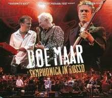 Doe Maar: Symphonica In Rosso, 2 CDs und 1 DVD