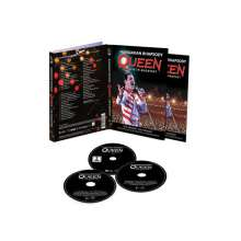 Queen: Hungarian Rhapsody: Live In Budapest 1986 (Limited Special Edition) (Blu-ray + 2 CDs), 2 CDs
