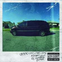 Kendrick Lamar: Good Kid, M.A.A.D City (Deluxe Edition), 2 CDs