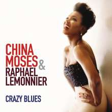 China Moses & Raphael Lemonnier: Crazy Blues, CD