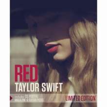 Taylor Swift: Red (Limited Edition), CD