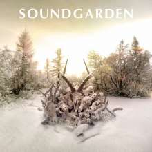 Soundgarden: King Animal + Bonustracks (Deluxe Edition Softpack), CD