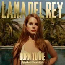 Lana Del Rey: Born To Die (Paradise-Edition), 2 CDs