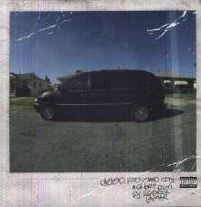Kendrick Lamar: Good Kid, M.A.A.D. City (Deluxe Edition), 2 LPs