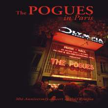 The Pogues: The Pogues In Paris 2012 (30th Anniversary Concert), Blu-ray Disc