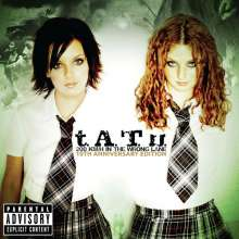 t.A.T.u.: 200 km/h In The Wrong Lane (10th Anniversary Edition), CD