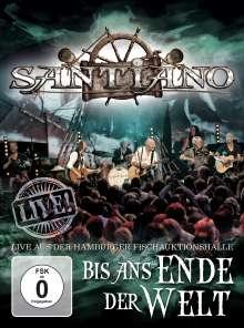 Santiano: Bis ans Ende der Welt: Live!, DVD