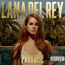 Lana Del Rey: Paradise, CD