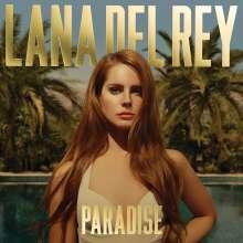 Lana Del Rey: Paradise Edition EP, LP
