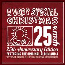 A Very Special Christmas  (25th Anniversary), 2 CDs