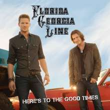 Florida Georgia Line: Here's To The Good Times, CD