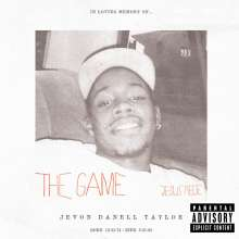The Game: Jesus Piece (Explicit), CD