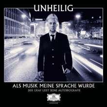 Unheilig: Als Musik meine Sprache wurde - Autobiografie, 5 CDs