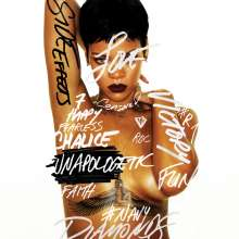 Rihanna: Unapologetic (Explicit) (Limited Deluxe Edition) (CD + DVD), CD