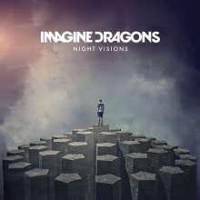 Imagine Dragons: Night Visions (13 Tracks), CD