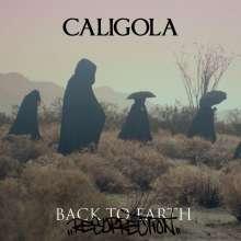 Caligola: Back To Earth: Resurrection (New Edition), CD