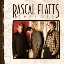 Rascal Flatts: Changed, CD