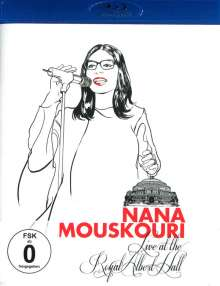 Nana Mouskouri: Live At The Royal Albert Hall 2007, Blu-ray Disc