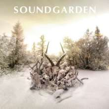 Soundgarden: King Animal (CD + DVD + 2LP), CD