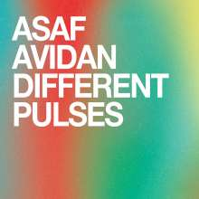 Asaf Avidan: Different Pulses, CD