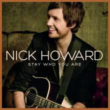Nick Howard: Stay Who You Are, CD
