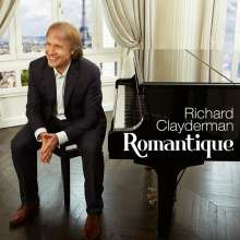 Richard Clayderman: Romantique, CD