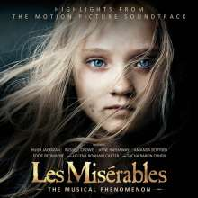 Filmmusik: Les Miserables, CD